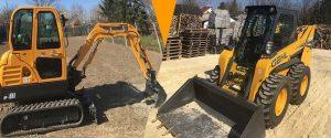 Gépi földmunkák kőművesmunkák - Fox-Bauker